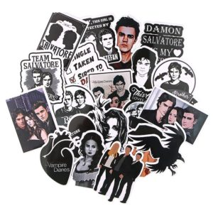 The Vampire Diaries Stickers