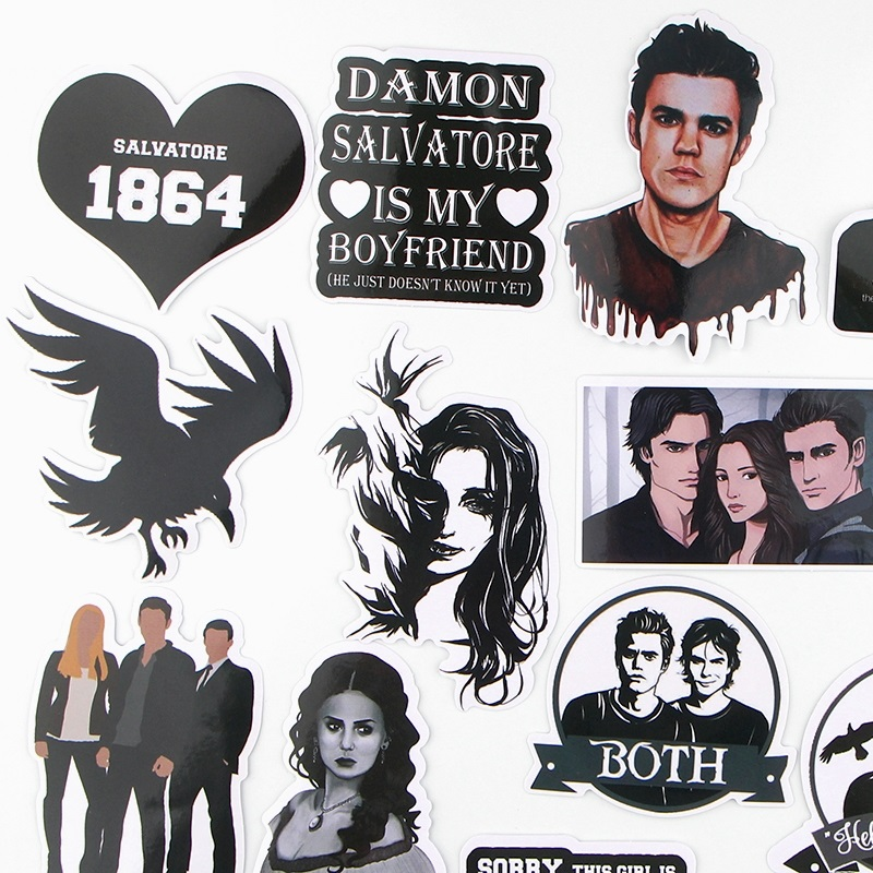 vampire diaries stickers