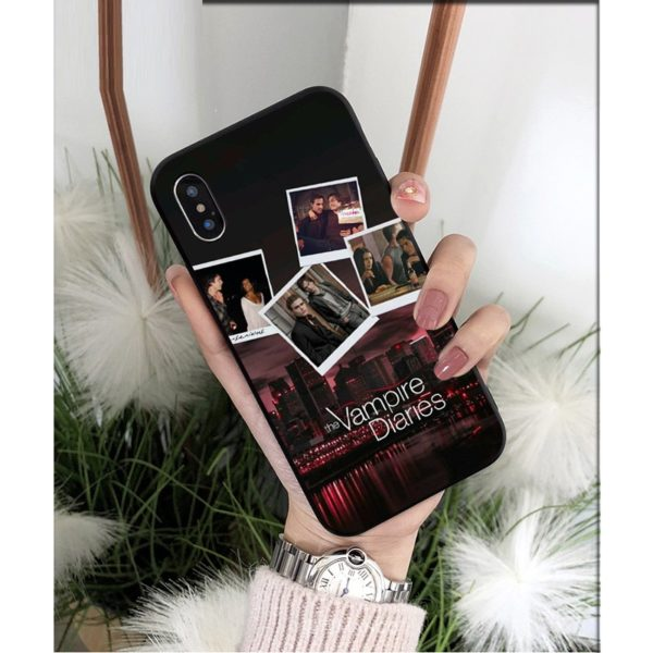 vampire diaries phone case