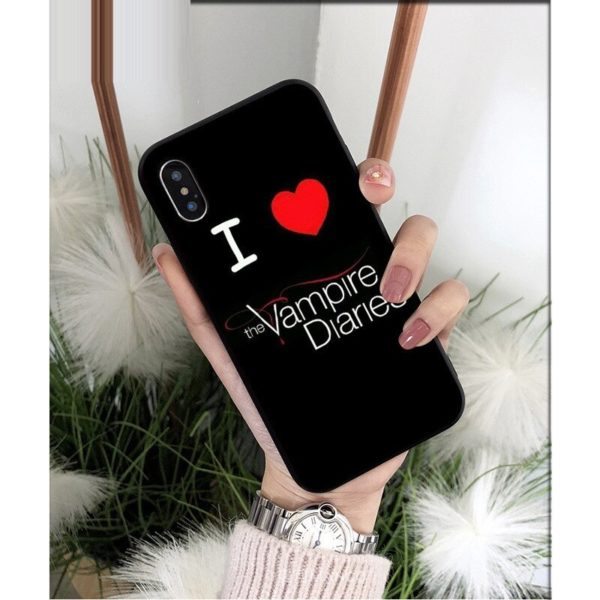 vampire diaries iphone case