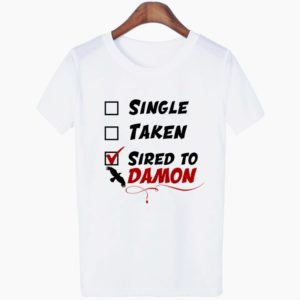 The Vampire Diaries T-Shirt #4