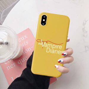 The Vampire Diaries iPhone Case #2