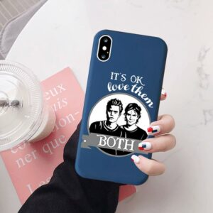 The Vampire Diaries iPhone Case #2