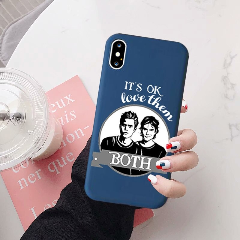 vampire diaries iphone case