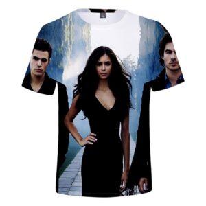 The Vampire Diaries T-Shirt #6