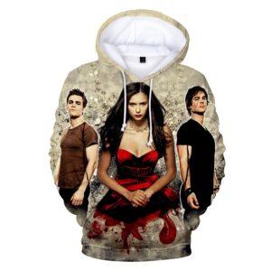 vampire diaries hoodie