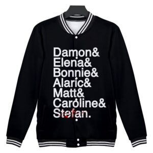 The Vampire Diaries Jacket #7