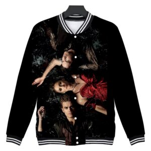 The Vampire Diaries Jacket #6