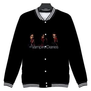 The Vampire Diaries Jacket #5