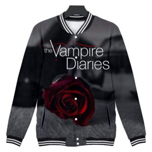 The Vampire Diaries Jacket #3