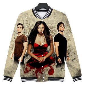 The Vampire Diaries Jacket #4