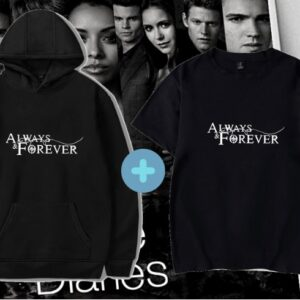 vampire diaries always and forever set