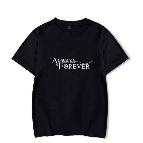 vampire diaries always and forever t-shirt