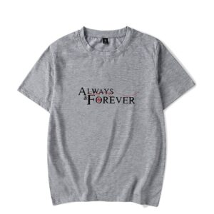 The Vampire Diaries Always and Forever T-Shirt #12