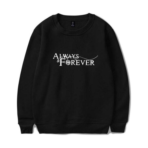 vampire diaries always and forever sweatshirt